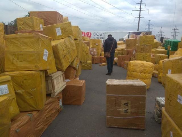 доставка малых грузов из китая