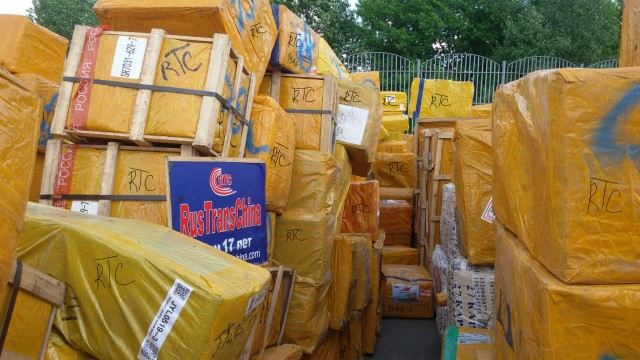 доставка сборных грузов китай