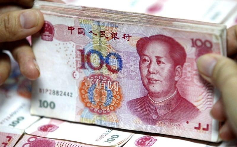 перевести деньги в китай