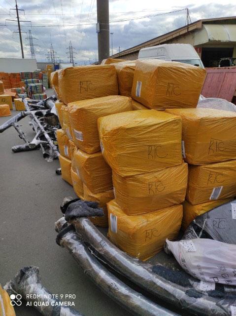 авиадоставка товаров из китая